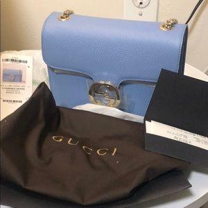 New Gucci crossbody bag